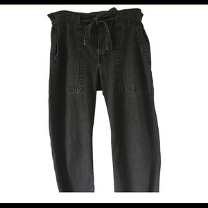 Ulla Johnson Gray Cropped Jeans / Size 4